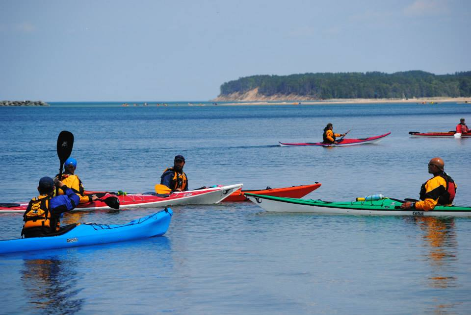 registration for great lakes sea kayak symposium
