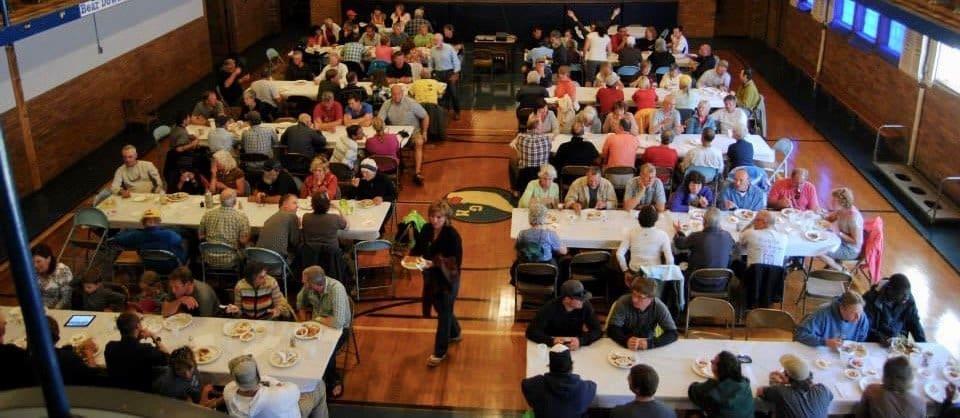 great lakes sea kayak symposium pasty dinner