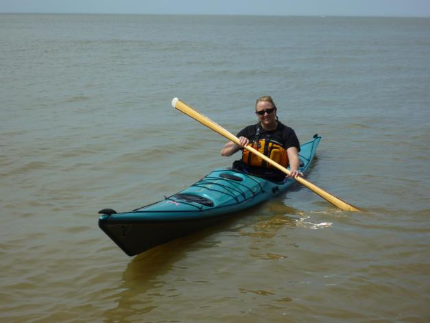 kathy herd kayak coach paddling pictured rocks